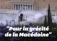 En Grèce, des violences lors d'une manif contre le nouveau nom de la