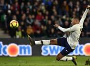 PSG-Saint-Étienne: Kylian Mbappé et sa splendide volée offrent la victoire aux