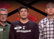 Manu, de 'Los Lobos' abronca a sus compañeros en la prueba final de 'Boom' (Antena 3):