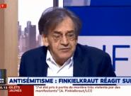 Finkielkraut ne portera pas plainte après les injures antisémites, une enquête