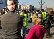 Alexandre Benalla était avec les gilets jaunes à Bordeaux (ou