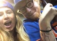 Ed Sheeran n'a pas invité Taylor Swift à son