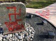 À Champagne-au-Mont-d'Or, des tags antisémites découverts dans le