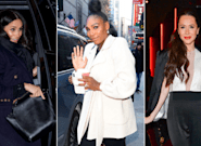 Meghan Markle, Serena Williams And Jessica Mulroney Dine Out In New