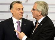 Guerra abierta entre Bruselas y Hungría por una campaña contra