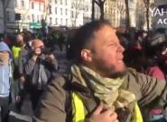 Alain Finkielkraut insulté par un gilet jaune proche de la mouvance