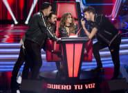 Por qué 'La Voz' (Antena 3) acaba ahora a la una de la