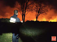 La Guardia Civil sorprende a un hombre quemando un monte en Cantabria, donde ya hay 29 incendios