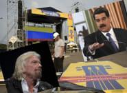 Au Venezuela, pro-Guaido et pro-Maduro s'affrontent par concerts