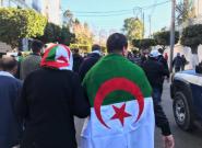 Contre un 5e mandat d'Abdelaziz Bouteflika en Algérie, des manifestants dans la