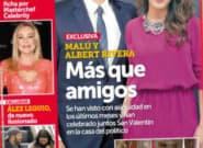 Malú, la nueva pareja sentimental de Albert Rivera, según la revista