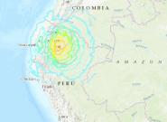 Dos terremotos de magnitud 7,5 y 6 sacuden