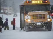 School Bus Cancellations: Should You Bring Your Kids To