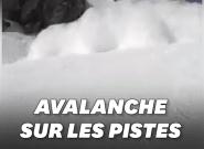 Les images de l'avalanche à Crans-Montana qui a fait un