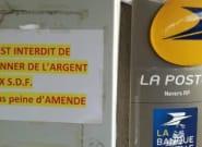 Nevers: La Poste s'explique après un message interdisant à ses clients de donner de l'argent aux