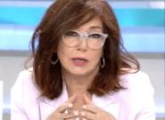 La discusión de Ana Rosa Quintana (Telecinco) en directo: