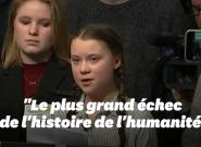 Greta Thunberg lance un appel choc pour la planète à l'Union