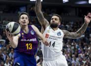 El Barcelona gana al Madrid la final de Copa del Rey de baloncesto más loca de los últimos años