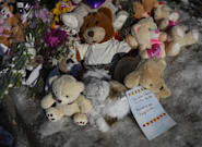 Teddy Bear Vigil #Bears4BarhoChildren Honours 7 Barho Kids Killed In Halifax