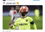 Este tuit del Barça tiene miles de respuestas al momento: podía pasar y ha