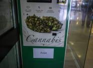 En Grèce, un distributeur automatique de