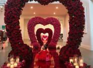 Pour la Saint-Valentin, Kylie Jenner a été