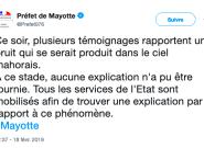 À Mayotte, un