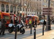 À Marseille, l'agresseur au couteau de deux passants tué par la