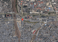 À Paris, la Porte de la Chapelle évacuée pour désamorcer une