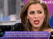 Amor Romeira, de 'GH 9' (Telecinco), tendrá que pasar por el quirófano por un problema