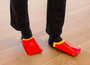 Balenciaga ne va pas aimer cette blague de McDonald's Suède sur ses
