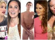 Las famosas a las que Rivera deja con 'el corazón