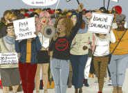 Pour le 8 mars, laissons TOUTES les femmes parler des droits des