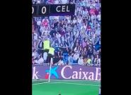 La seguridad del Bernabéu impide desplegar pancartas pidiendo la dimisión de Florentino