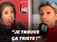Anne-Sophie Lapix sur le retrait de Léa Salamé: