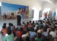 La española que ha ayudado a más de 80.000 niños en la India con una innovadora