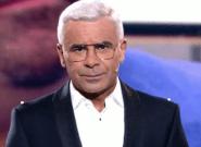 Jorge Javier Vázquez (Telecinco), ingresado en el