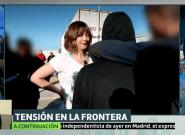 Una periodista de 'Liarla Pardo', al borde de las lágrimas por el drama de este joven marroquí en