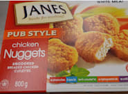 Janes Chicken Nuggets Recalled Over Salmonella