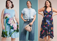 APlus Is Anthropologie's New Plus-Size