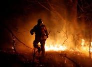 Al menos 97 fuegos activos en Asturias y 21 en