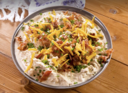 This Keto Recipe For Cheesy Chicken In The Slow Cooker Looks