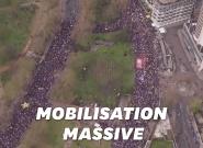 Un 2e référendum sur le Brexit réclamé à Londres par une foule