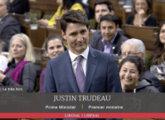 Trudeau Apologizes For Sneaking Chocolate Bar In House Of