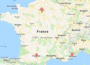 Acte 19 des gilets jaunes: la carte des zones interdites à la