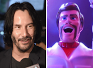 Keanu Reeves Plays Duke Caboom In 'Toy Story