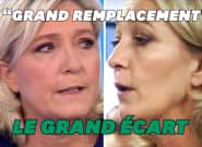 Marine Le Pen et le
