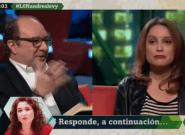 La reacción de Andrea Levy (PP) a esta pregunta sobre Juan José Cortés en 'LaSexta