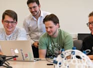 MacEwan University Students Made A Drone Fly With Their Brain
