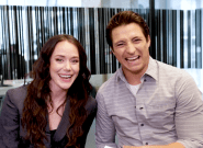 Tessa Virtue And Scott Moir Test Their Canadian Slang